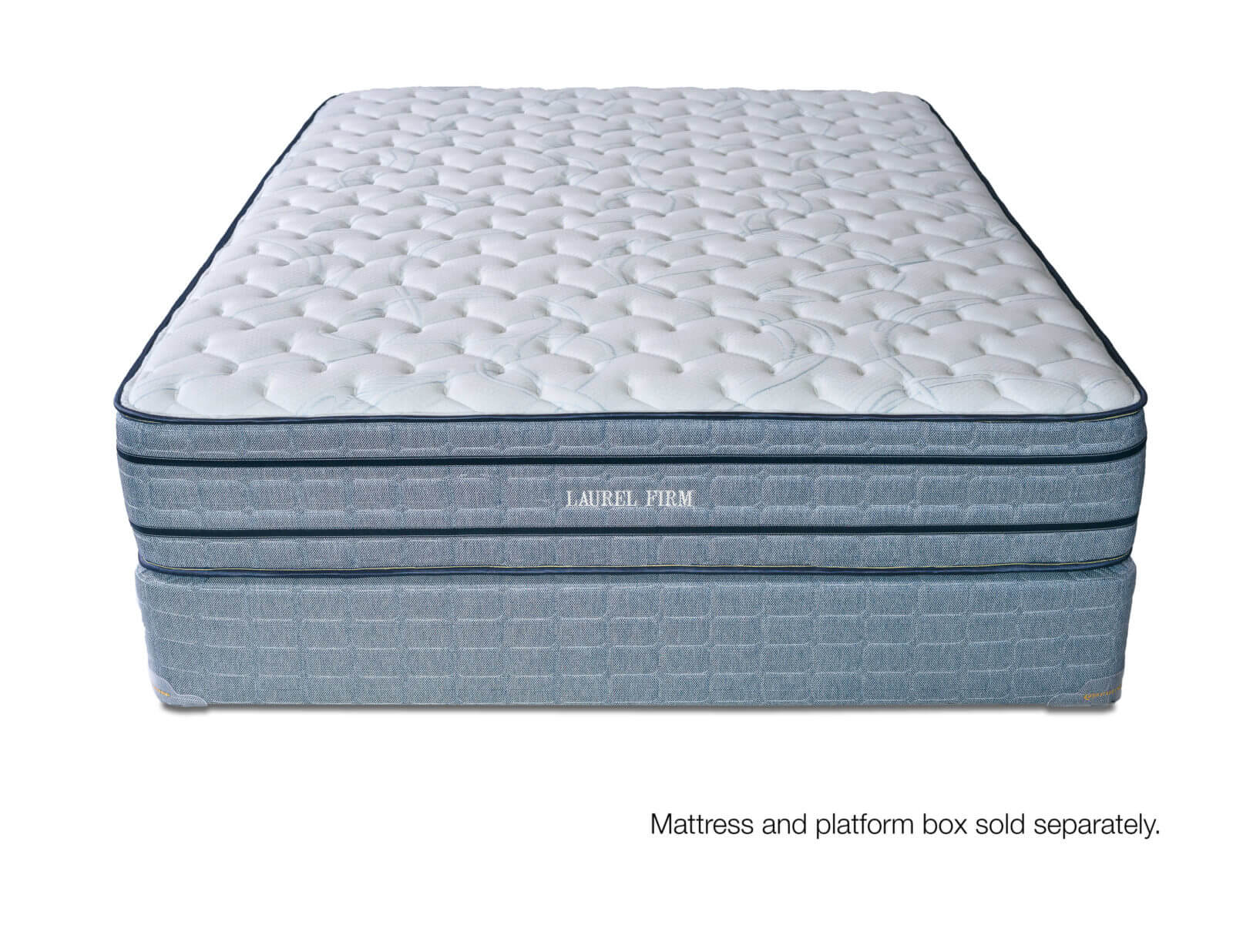 Laurel Firm Innerspring Mattress By 2 Sided Classics Seattle