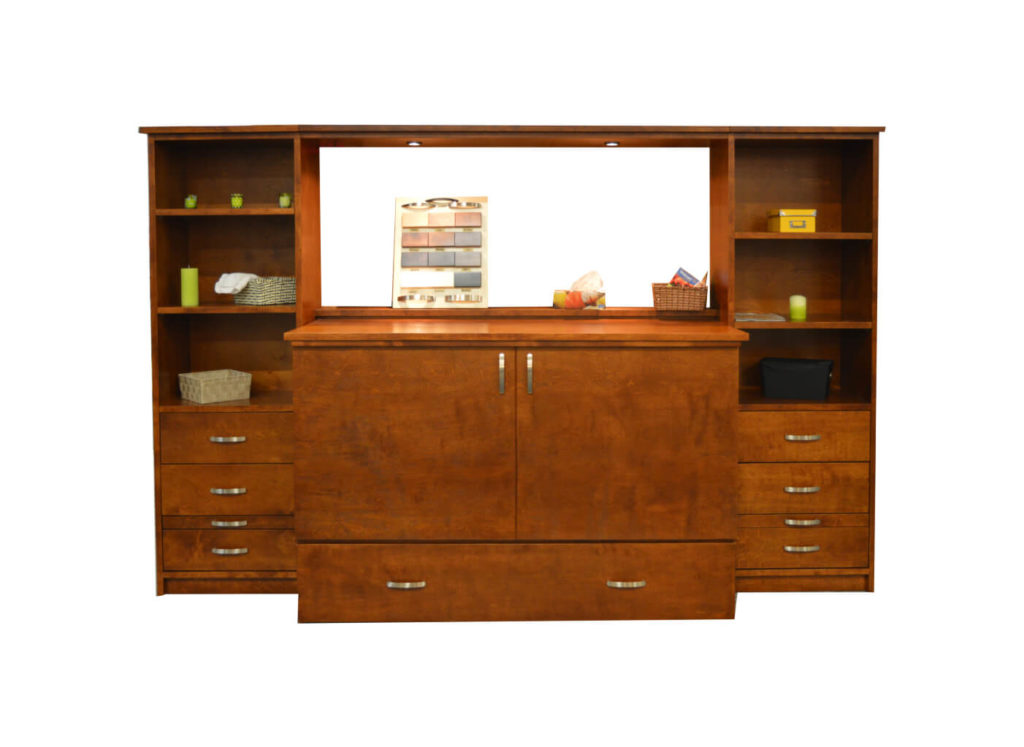 Cabinet Beds Wall Unit