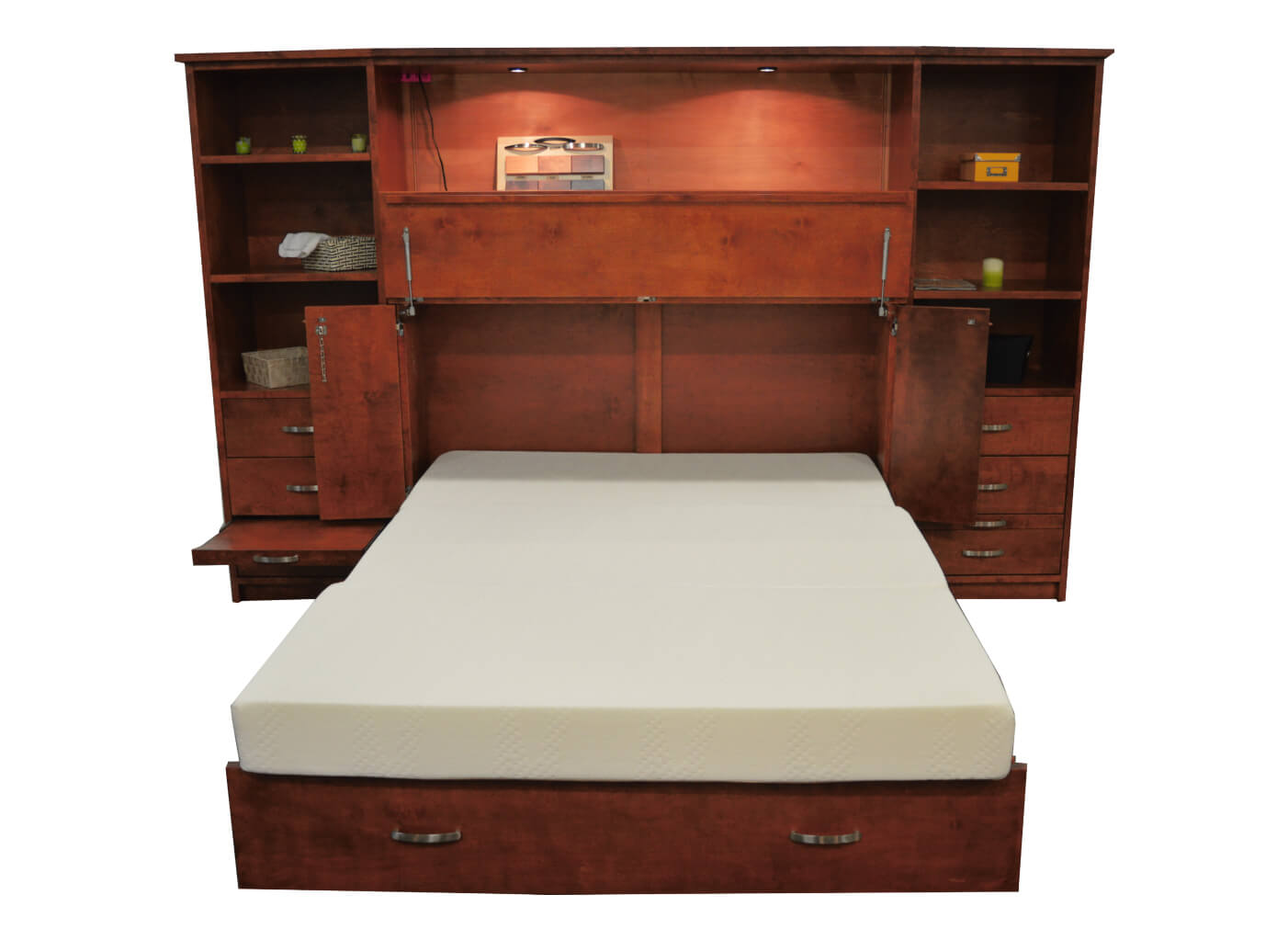 Cabinet Bed Wall Unit Bedrooms Amp More Seattle