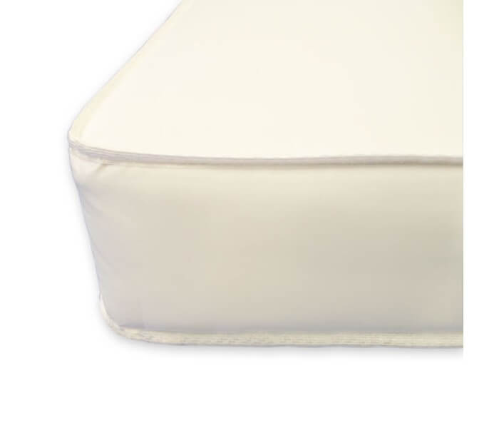 Classic 150 Organic Crib Mattress Close