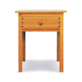 Hosta Nightstand in Caramelized Finish