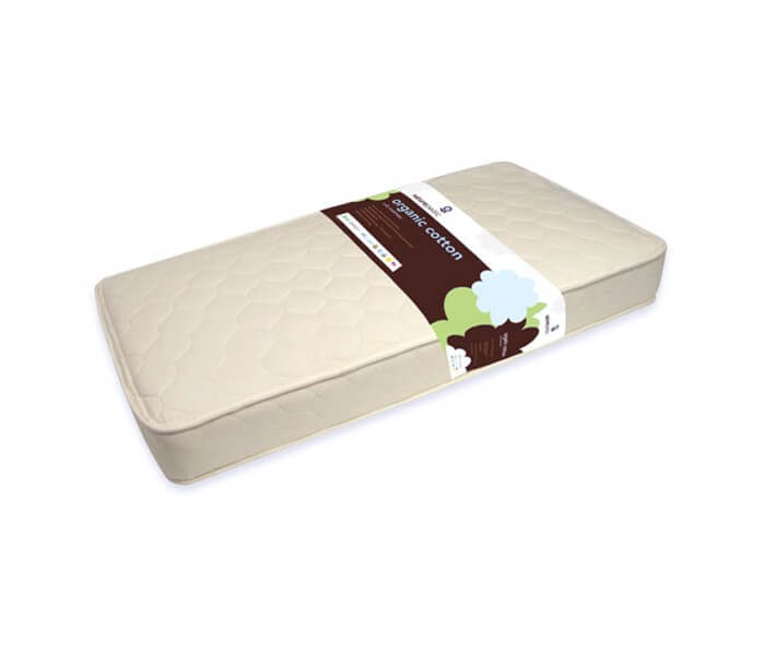 Quilted Deluxe 252 Crib Mattress