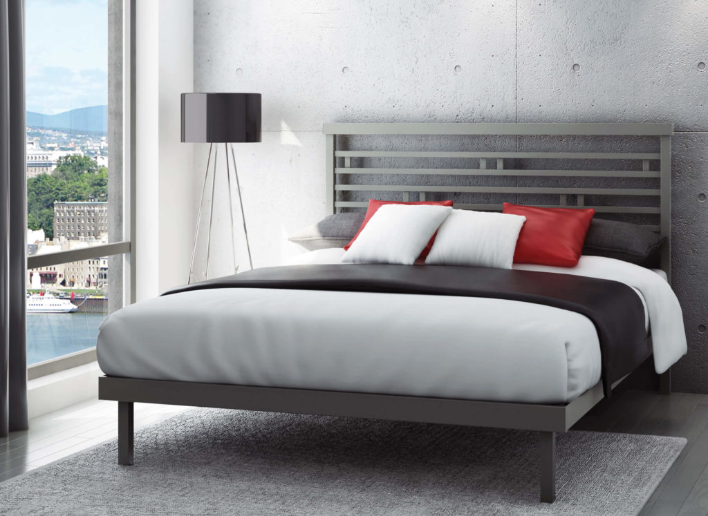 Orson Platform Bed Lifestyle