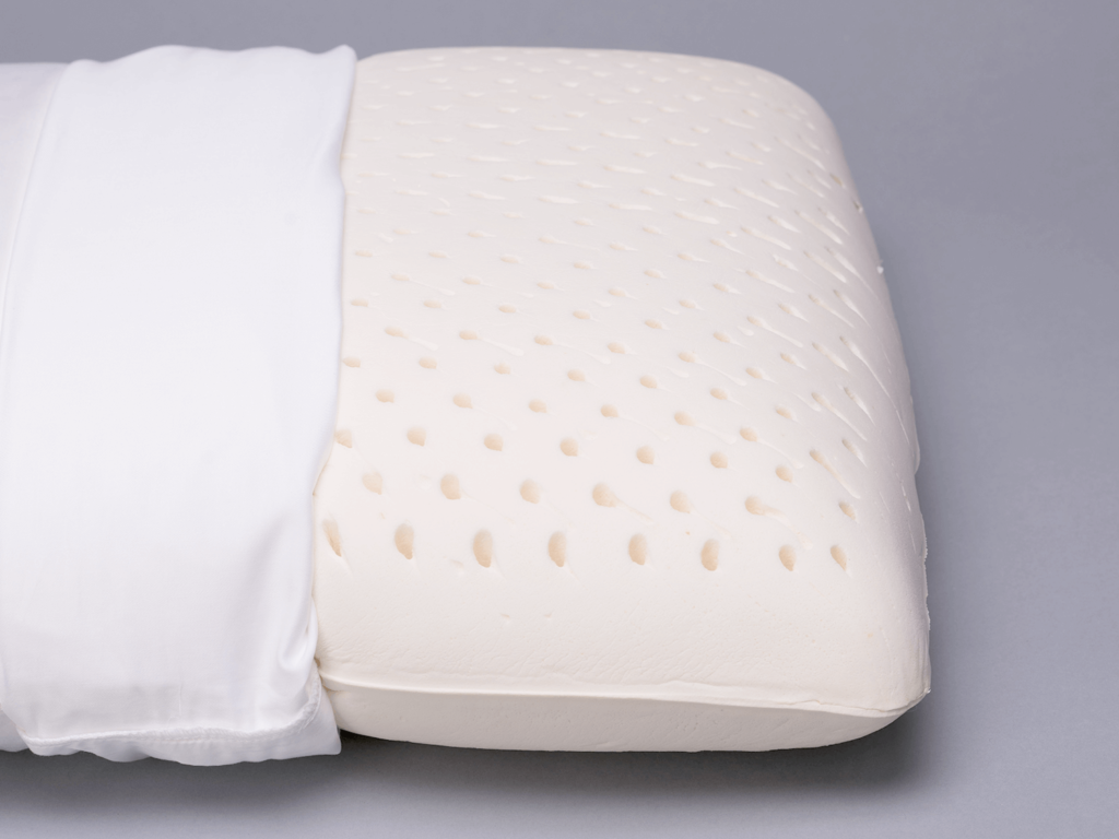 Solid Latex Pillow without Cover