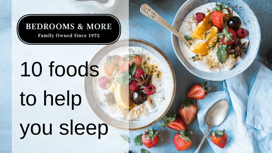 Food for Sleep Blog Header