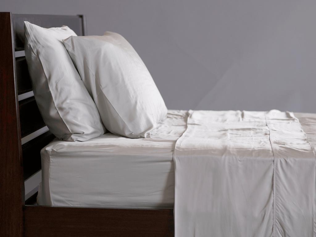 Ash Bamboo Bed Sheets