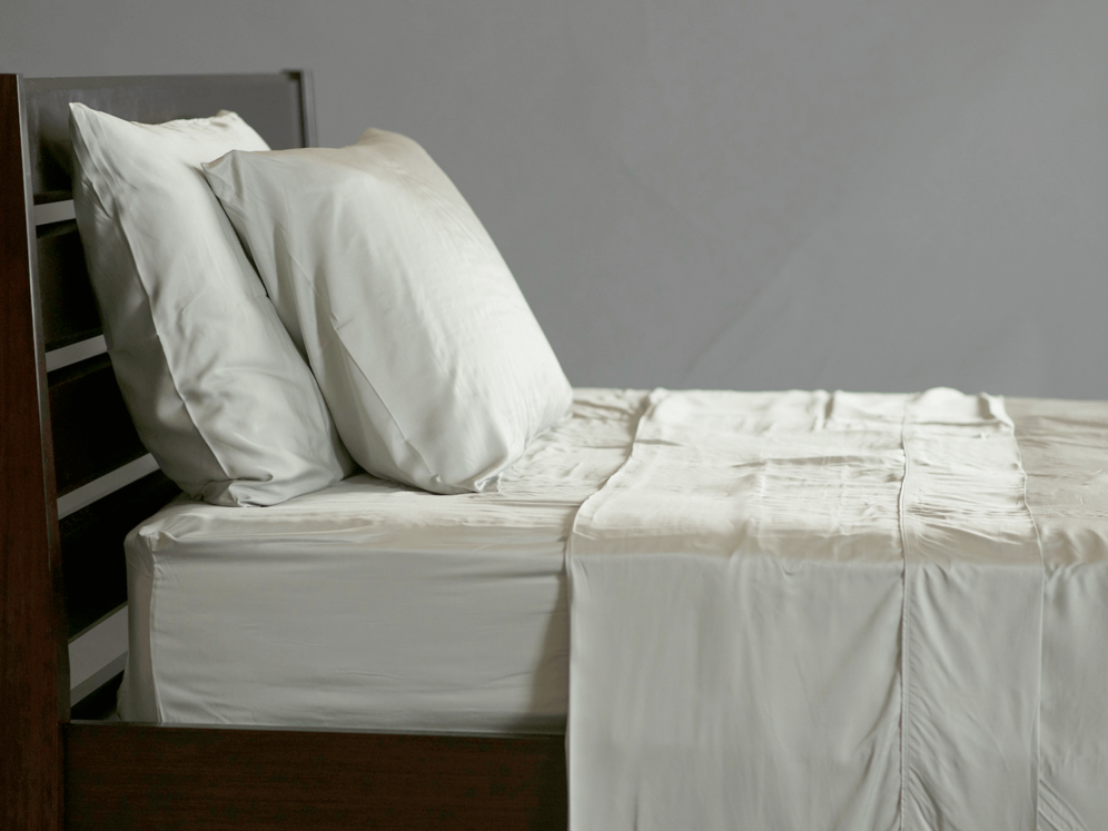 Moss Bamboo Bed Sheets