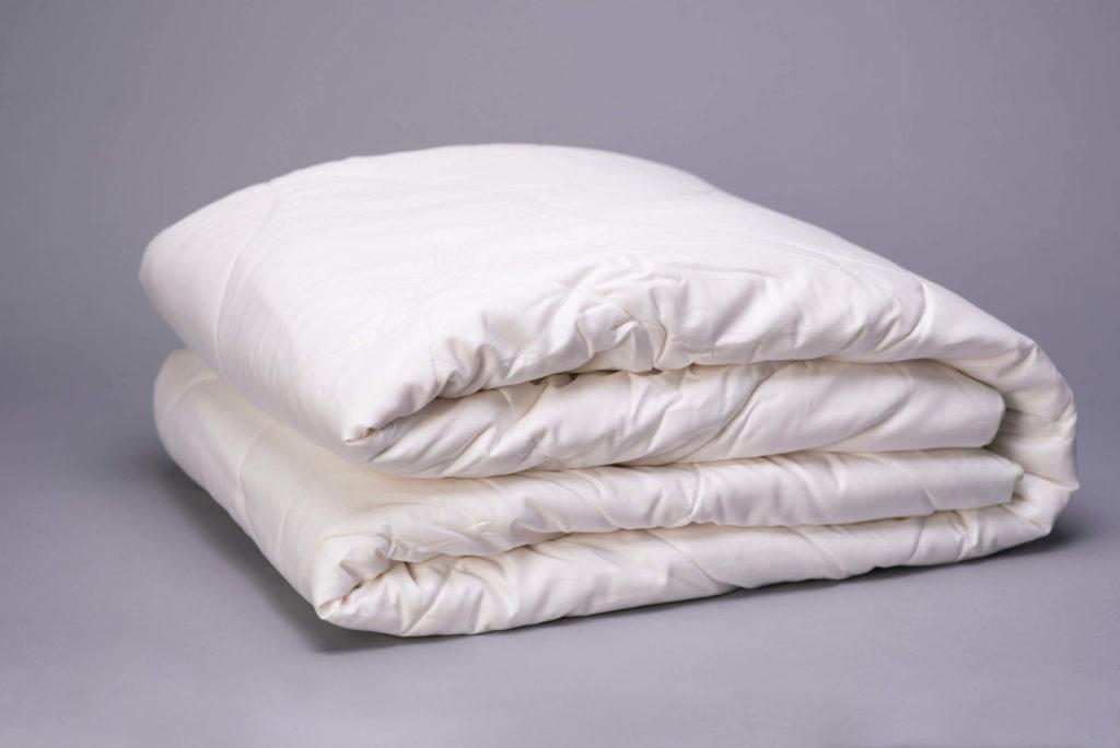 Bamboo Comforter Folded