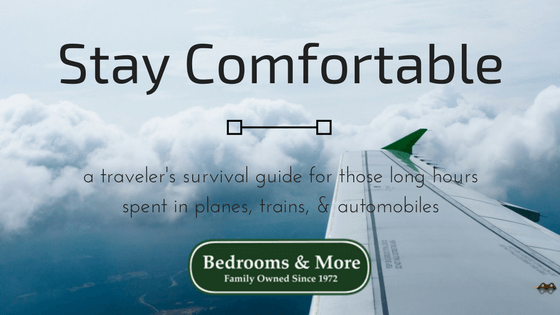 Staying Comfortable while Traveling. Seattle s Best Mattress  Bedding    Bedroom Furniture Store