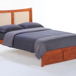 Chameleon Bed Full Cherry K-Series