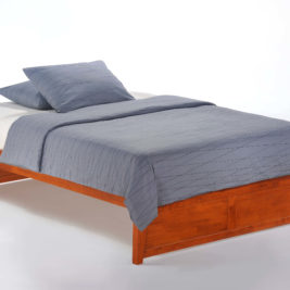 K-Series Basic Bed Full Cherry