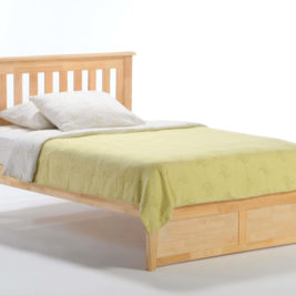 Rosemary K-Series Complete Bed in Natural