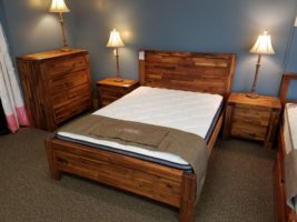 Acacia Phillipe Bed Frame Photo