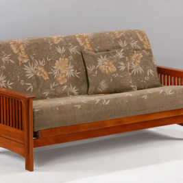 Autumn Futon in Cherry