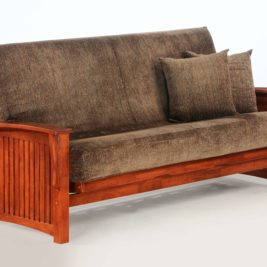 Winter Futon in Cherry