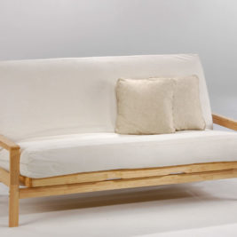 Albany Futon in Natural