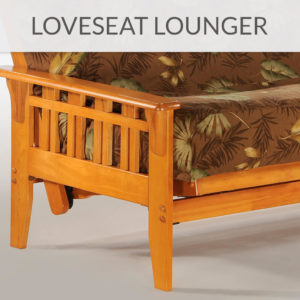 Kingston Loveseat Lounger