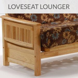Sunrise Loveseat Lounger