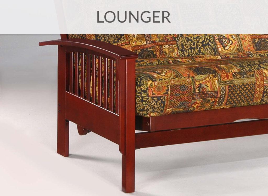 winchester lounger futon