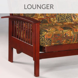winchester lounger futon