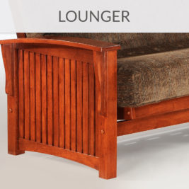 Winter Lounger Futon