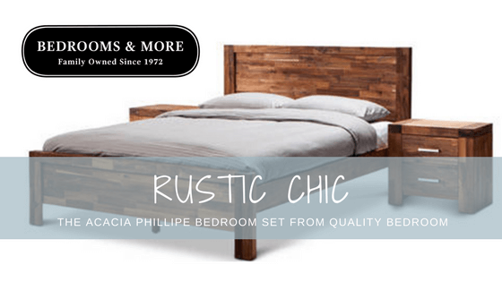Acacia Phillipe Bedroom Set