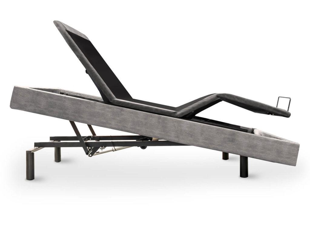 Ascend Comfort Base Adjustable Bed Fully Extended