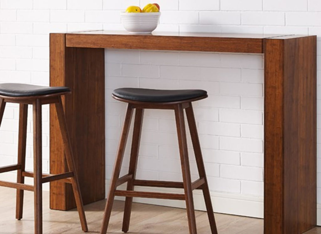 Aurora Counter Height Table in Lifestyle
