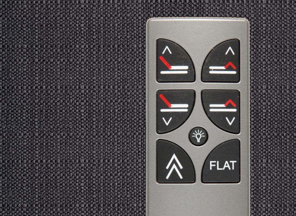 Falcon 2 Plus Adjustable Bed Remote