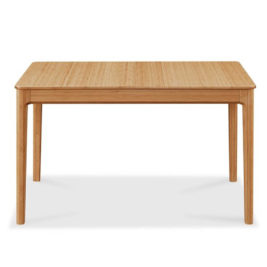 Mija Extendable Dining Table Caramelized