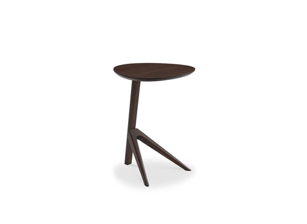 Rosemary Side Table in Black Walnut
