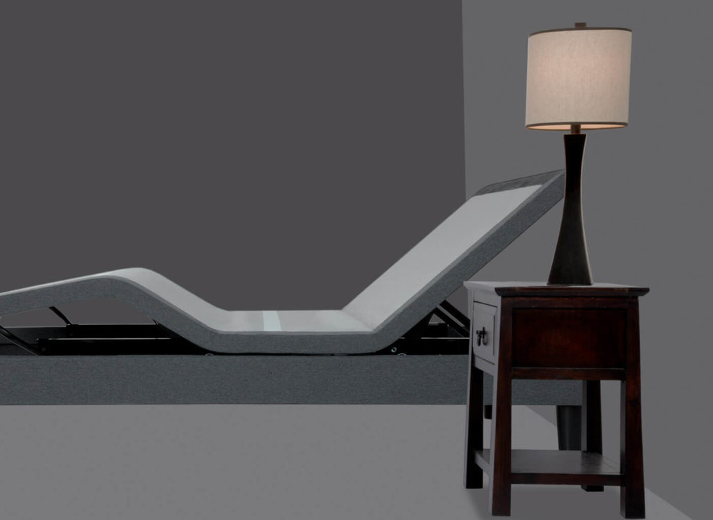 S-Cape 2 Adjustable Bed Wallhugger