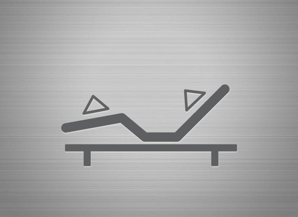 Sunrise Adjustable Bed Simultaneous Articulation