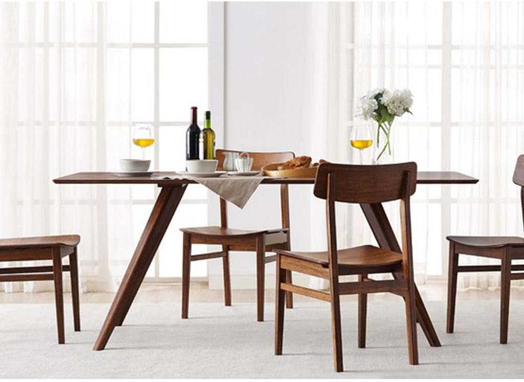 Zenith Dining Table in Exotic Lifestyle