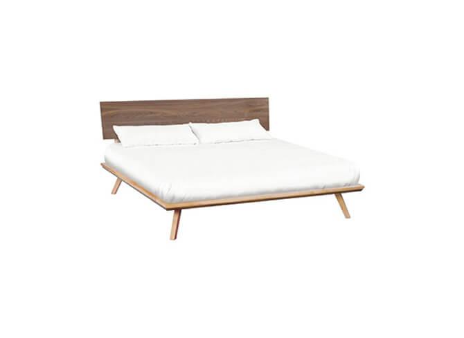 Addison Adjustable Headboard Platform Bed Bedrooms