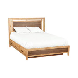 Addison Panel Storage Bed Queen