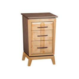 Addison Small 3-Drawer Nightstand