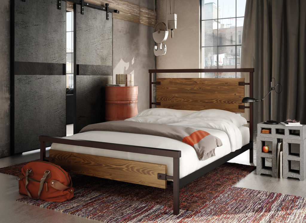Factory Versatile Bed Lifestyle Image by Amisco