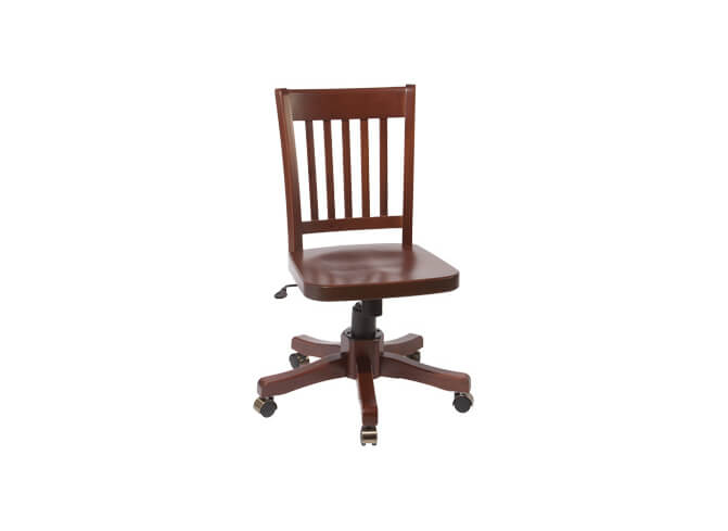 Hawthorne Office Chair in Glazed Antique Cherry
