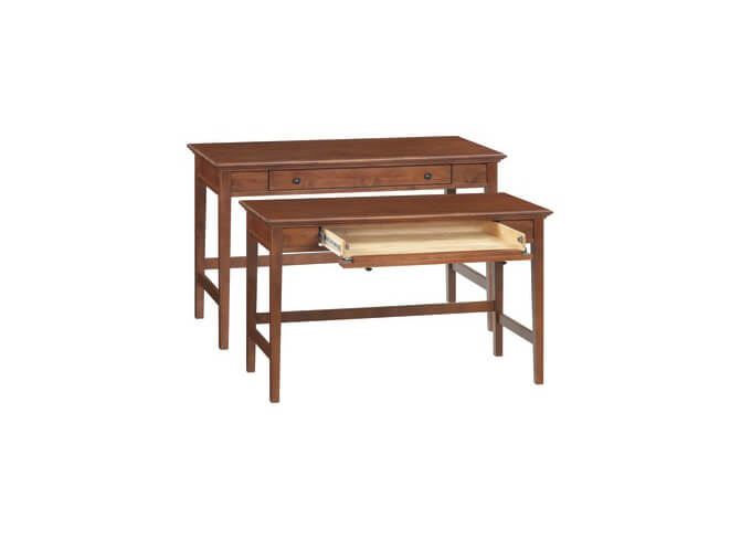 McKenzie Writing Desk in Glazed Antique Cherry