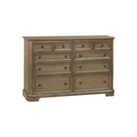 Stonewood 10‑Drawer Dresser