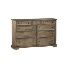 """Stonewood 72"""" Wide Master Dresser"""