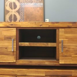 Acacia Phillipe TV stand