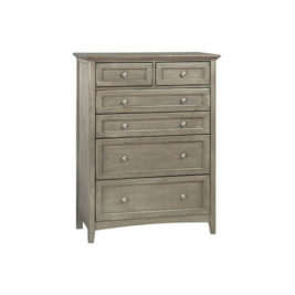 McKenzie 6-Drawer Chest in Fieldstone