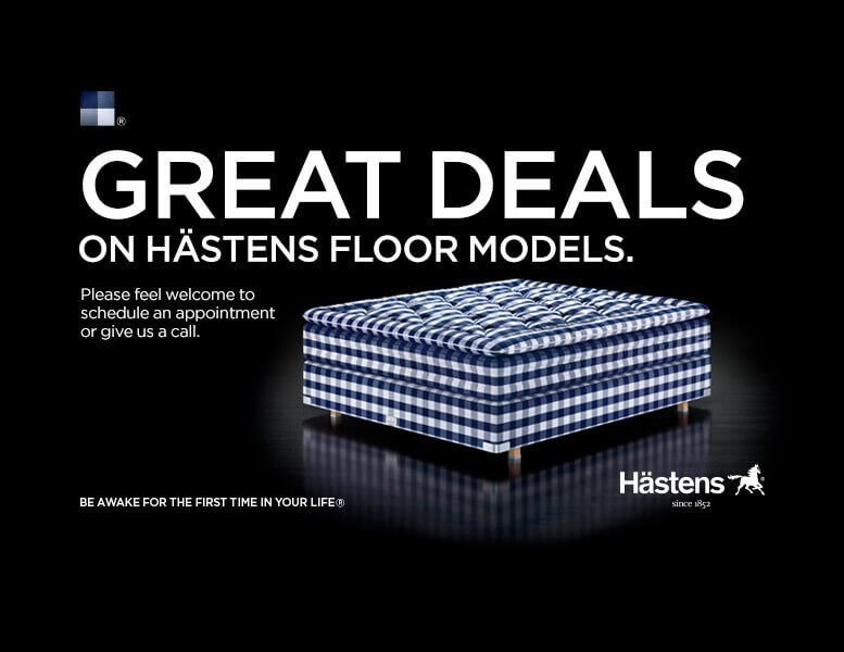 HASTENS Great Deals Banner
