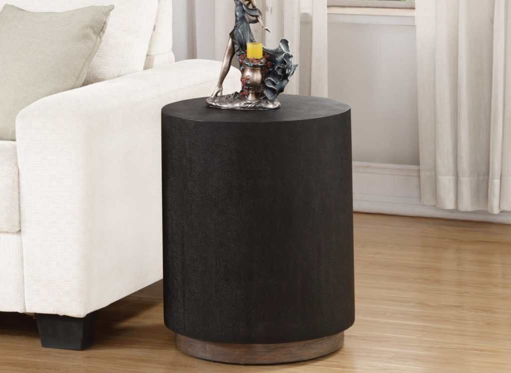 Maximus Chairside Table in Lifestyle