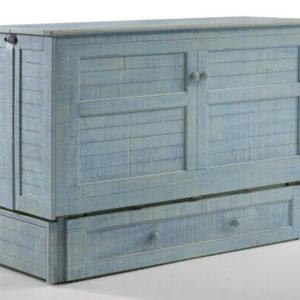Poppy Cabinet Bed in Skye