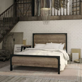 Amisco Cordoba Metal Bed Frame