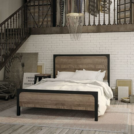 Cordoba Bed Bedrooms More Seattle