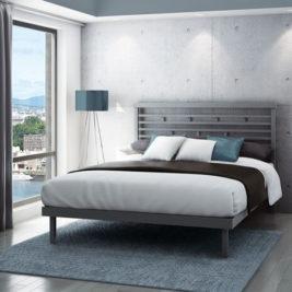 Amisco Highway Metal Bed Frame